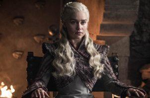 Daenerys Targaryen, personaje de 'Game Of Thrones'. Instagram / @gameofthrones