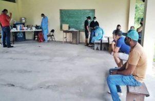 En toda la provincia de Panamá Oeste hay un total de 1,250 casos de covid-19. Foto: Eric Montenegro
