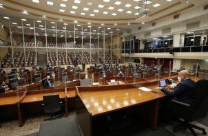 Plano de la Asamblea Nacional. Foto: Cortesía Asamblea Nacional