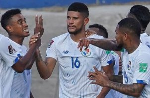 Panamá rubricó su superioridad con tres goles. Foto: Fepafut