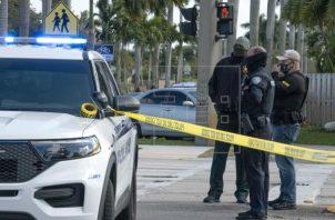 Se informó que hay cero conexión entre el asesino y las víctimas del tiroteo en Florida. Foto: EFE
