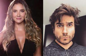 Daniella Álvarez y Daniel Arenas. Foto: Instagram