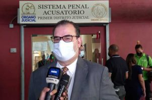 Defensa insiste en que la fiscalía ha hecho perder tiempo a las partes con pruebas que no tienen ningún valor. Foto: Víctor Arosemena