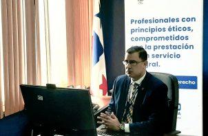 El Ministerio Público y la Policía lanzaron campañas para alertar a la población. Foto: Cortesía/MP