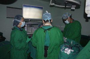 En un año normal, en las instalaciones de la Caja de Seguro Social se realizan más de 80 mil cirugías entre electivas y de urgencias.