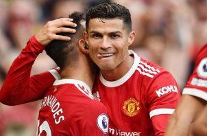 Cristiano Ronaldo recibió una gran ovación. Foto: EFE