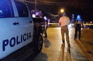 La víctima presentaba al menos 7 heridas de bala en diferentes partes del cuerpo. Foto: Eric A. Montenegro