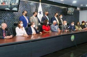 Representantes de la Asamblea Nacional y el Tribunal Electoral se reunirán el 14 de septiembre.