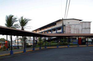 El Gobierno de Panamá cerró las escuelas en marzo de 2020, menos de dos semanas después del inicio del curso escolar. EFE