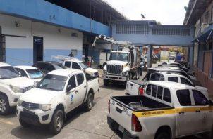Por la falta de electricidad se vieron afectados varios servicios en el hospital Dr. Manuel Amador Guerrero. Foto: Diomedes Sánchez