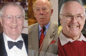 Walter Mondale, George P. Shultz y Murray Walker, estaban en la lista. Internet/Archivo / EFE