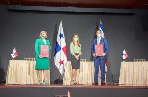 El acuerdo busca impulsar el sector deportivo en ambos países. Foto Cortesía: @Pandeportes
