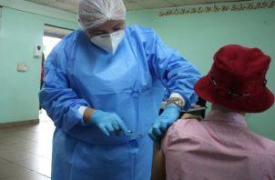 La jornada de vacunación por barrido iniciará este miércoles y se extenderá hasta el 17 de septiembre. Foto: Eric Montenegro