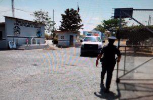 La detención se produjo en un punto de control establecido en la vía Interamericana. Foto: Melquiades Vásquez