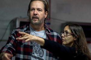 El cantante José Fors protagoniza la cinta. Foto: El Diario de Yucatán