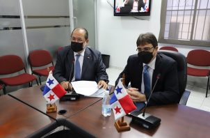 El Gerente General de la institución bancaria, Javier E. Carrizo Esquivel. Foto: Cortesía