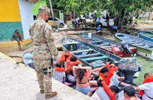 Para los turistas el programa es favorable para los boteros como para visitantes. Foto: Diómedes Sánchez
