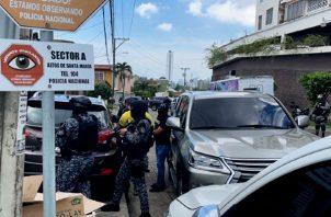 La percepción de inseguridad también tiene un impacto en la economía del país, advierten empresarios. Foto: Cortesía Policía Nacional
