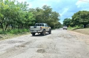 El proyecto incluye los ramales Valle Rico-El Potrero- Señales, en el distrito de Ocú. Foto: Thays Domínguez
