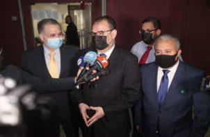 El expresidente Ricardo Martinelli es blanco de persecución política. Foto: Víctor Arosemena