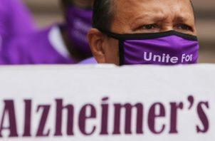 Día Mundial del Alzheimer. Foto: EFE / EPA / JAGADEESH NV