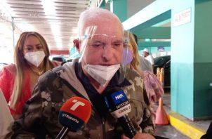 Juicio que se le sigue al expresidente Ricardo Martinelli está viciado.