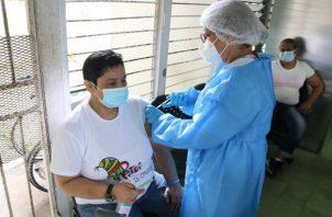 Se han inoculado a las privadas de libertad con las vacunas de Pfizer y AstraZeneca. Foto: Cortesía Mingob
