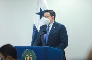 El vicepresidente José Gabriel Carrizo anunció que, para continuar con la transparencia, este año se presentará un segundo Informe de Aseguramiento. Foto: Cortesía @gabycarrizoj
