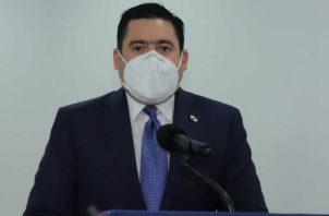 Aunque el Órgano Ejecutivo dio sus motivos al emitir esta resolución, es la primera vez que el vicepresidente José Gabriel Carrizo habla del tema. Foto: Cortesía