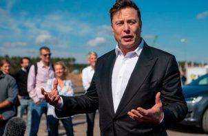 Fundador de Tesla y SpaceX, Elon Musk. Foto: Foto de archivo. EFE / EPA / ALEXANDER BECHER