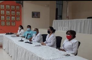 Las enfermeras solicitaron que se invierta más en salud, que va más allá de los servicios personales. Foto: Internet