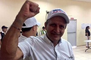 Francisco Israel Rodríguez es un activo militante del gobernante PRD. Foto: Archivo