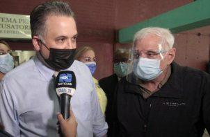 Los abogados de Martinelli sostienen que el país conocerá en su momento cómo este caso se manipuló desde el día uno. Víctor Arosemena