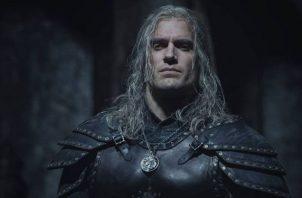 El brujo Geralt de Rivia. Foto: Instagram / @witchernetflix