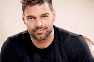 Ricky Martin. Foto: Archivo