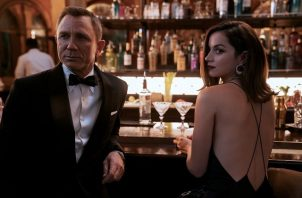 Daniel Craig interpreta por quinta y última vez a James Bond. Foto: Instagram