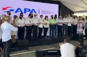 Inicia funciones la Agencia Panameña de Alimentos (APA). Foto: Cortesía Anavit