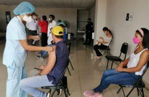 En Panamá se han aplicado 5,521,860 vacunas contra la covid-19. Foto: Cortesía