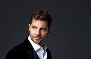El cantante español David Bisbal. Foto: EFE