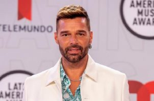 Ricky Martin. Foto: EFE/ EPA / GIORGIO VIERA