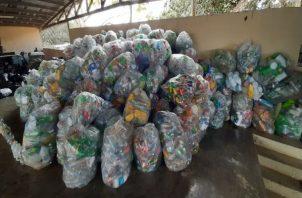 El programa de reciclaje se ampliará a otros corregimientos costeros como lo es en el distrito de San Félix. Foto: Mayra Madrid