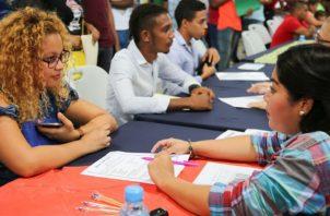 Jóvenes afirman que necesitan más oportunidades. Foto: Archivo