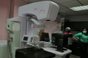 Durante el mes de octubre se ampliará la oferta de mamografías, ya que se contará con la clínica móvil de Salud sobre Ruedas, que se trasladará a comunidades de los distritos de Ocú y Pesé. Foto: Thays Domínguez