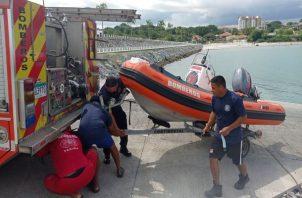 A la fecha, en la provincia de Panamá Oeste se ha reportado la muerte de ocho personas por inmersión. Foto: Eric Montenegro