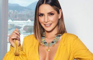 Actriz colombina Carmen Villalobos. Instagram