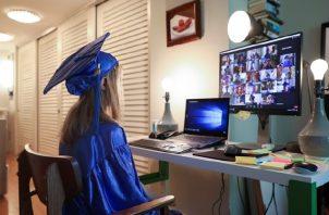 Las ceremonias se realizaron el año pasado en modalidad virtual. Foto: Grupo Epasa