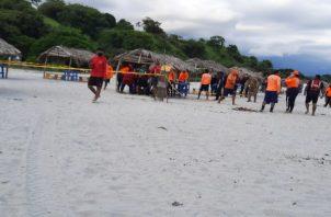 Con este nuevo fallecimiento, la estadística de muertes por inmersión sube a nueve en la provincia de Panamá Oeste. Foto: Eric Montenegro