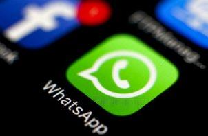 WhatsApp registra problemas de conectividad.
