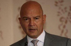 Gustavo Pérez, exdirector de la Policía Nacional. Foto: Archivo