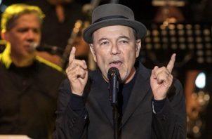 Rubén Blades asistirá a los Latin Grammy y pocos días después inicia la gira 'Salswing Tour'. Foto: Archivo